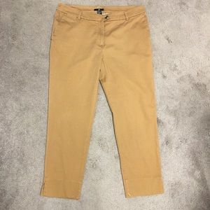 🇨🇦 H&M Cropped Ankle Pants - 12